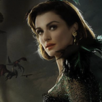 New Character Poster For OZ THE GREAT AND POWERFUL With Rachel Weisz As Evanora