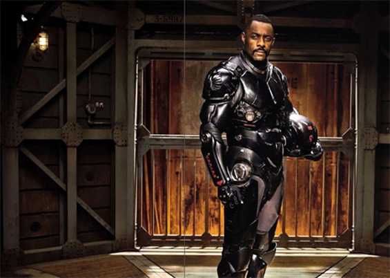 Pacific Rim - Idris Elba
