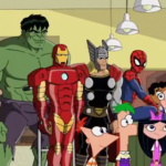 Here's The Trailer For PHINEAS AND FERB: MISSION MARVEL Featuring Spidey, Iron Man, Hulk, And Thor