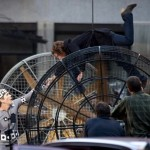 Look At Mo-Capped Kevin Bacon In This R.I.P.D. New Set Photo. Plus A Couple Of Crash Set Videos