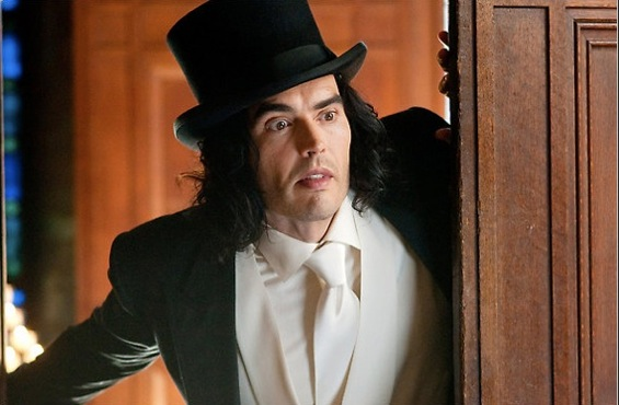 Russell Brand to star in and produce 'The President Stole My Girlfriend'