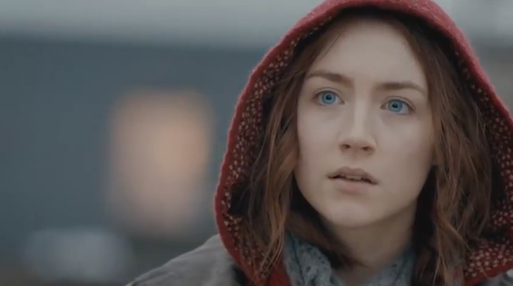 Les relations d'une vestale Saoirse-Ronan