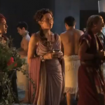 New 'On Set With Lucy Lawless' DVD Extra From SPARTACUS: GODS OF THE ARENA