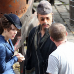 Look At Rachel McAdams In These SHERLOCK HOLMES: A GAME OF SHADOWS Set Photos, Back As Irene Adler