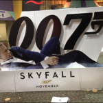 SKYFALL Theater Display Images