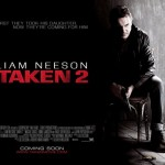 First UK Quad For TAKEN 2 With Liam Neeson