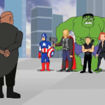 There Are Just Too Many AVENGERS In This Hilarious Video