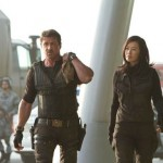 THE EXPENDABLES 2: New Photos With Sly and Yu Nan