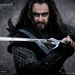 THE HOBBIT First Look At Thorin Oakenshield