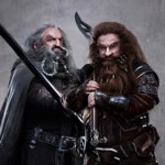 THE HOBBIT First Look At Oin And Gloin