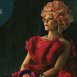 THE HUNGER GAMES – CATCHING FIRE: Victory Portrait – Effie Trinket