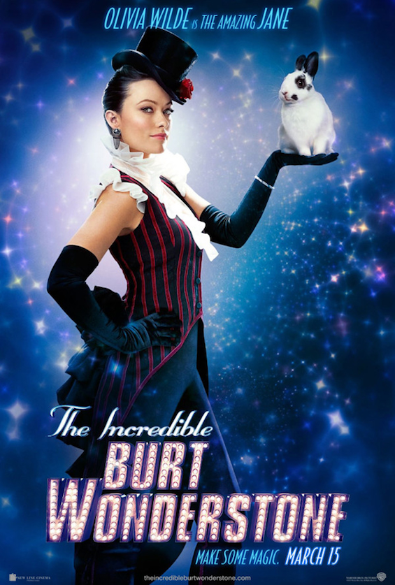 The Incredible Burt Wonderstone - Olivia Wilde