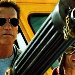 First Action-Packed Clip From THE LAST STAND With Arnold Schwarzenegger