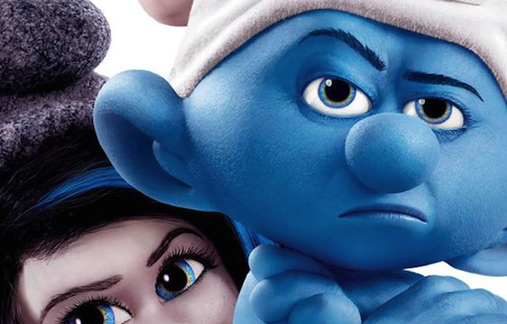 the smurfs 2 new posters rama s screen