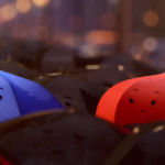 Awesome! Watch This Clip From Pixar's New Short Film, UMBRELLA, Attached To MONSTERS UNIVERSITY