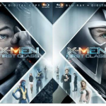 X-MEN: FIRST CLASS Hits Blu-Ray 9/9. Check Out Cover Art