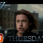 See Zombies Run In This First Footage Of WORLD WAR Z With Brad Pitt. Trailer Arrives Thursday!