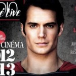 Mag Cover Of MAN OF STEEL