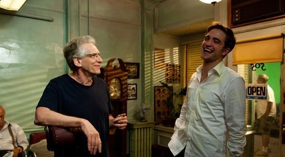 And So It Begins For David Cronenberg's MAPS TO THE STARS Starring David Cronenberg Maps To The Stars on