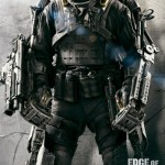 Comic-Con Poster For Tom Cruise's EDGE OF TOMORROW, Formerly Titled ALL YOU NEED IS KILL