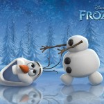 Check Out The Funny Snowman Olaf In This Disney's FROZEN Character Promo