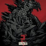 Behold The Comic-Con Poster For GODZILLA