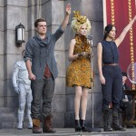THE HUNGER GAMES: CATCHING FIRE New Image! Jennifer Lawrence And Co-Star Will Invade Comic-Con 2013