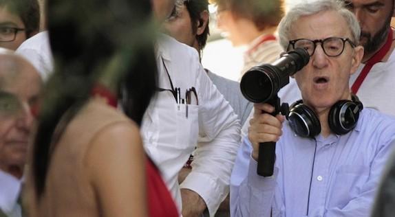 Diane Keaton Will Accept Woody Allen's Cecil B  DeMille