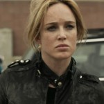 Caity Lotz Is Black Canary In CW Network's ARROW Series