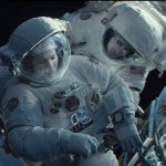George Clooney Wrote One Pivotal Scene In GRAVITY