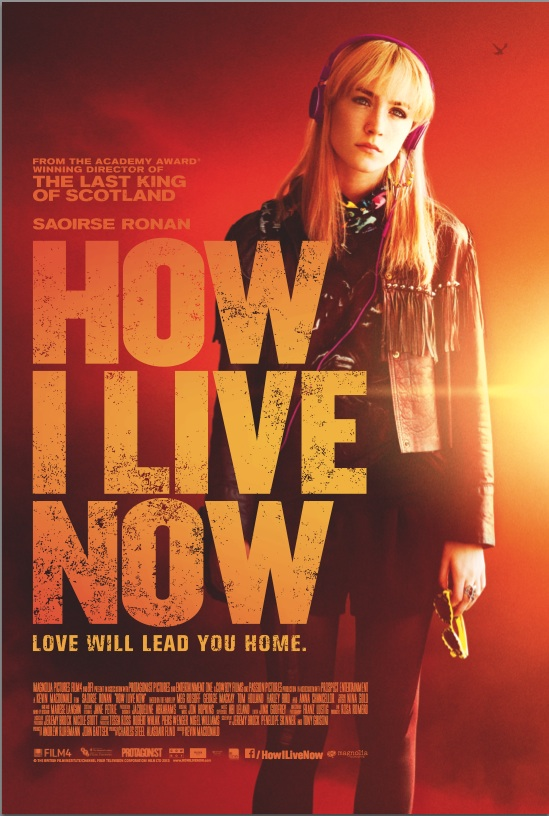 The picture of the film - How I Live Now