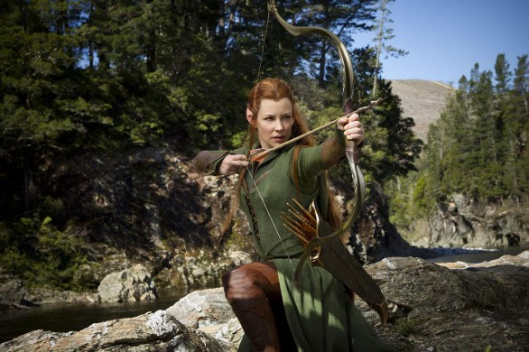 Image - The Hobbit - The Desolation Of Smaug - Evangeline Lilly