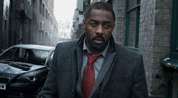 """Luthor"" Idris Elba"