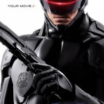 Your Move, Creep! Here's ROBOCOP Reboot Poster