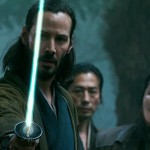 Keanu Reeves' 47 RONIN First Clip – Spider!