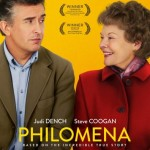PHILOMENA Official Poster With Judi Dench