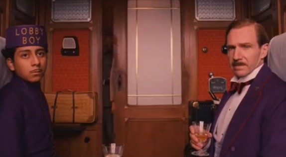 Wes Anderson's THE GRAND BUDAPEST HOTEL First Clip