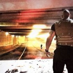 New FAST & FURIOUS 7 Behind-the-scenes Image Of Dwayne Johnson