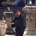 Keanu Reeves' 47 RONIN 2nd Clip – Half Breed