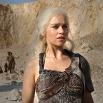 It's Official! Khaleesi a.k.a Emilia Clarke Is The New Sarah Connor In TERMINATOR Reboot