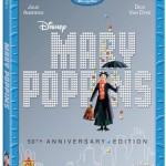 MARY POPPINS 50th Anniversary Edition Blu-ray Combo Pack Review