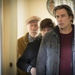 Here's First Image of THE FORGER Starring John Travolta And Christopher Plummer
