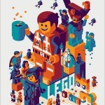 Check Out This Mondo's THE LEGO MOVIE Poster