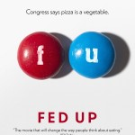 New Poster For @katiecouric exec-produced FED UP – In Theaters May 9th