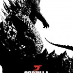 #Godzilla Bam! Here's The NEW Poster For GODZILLA