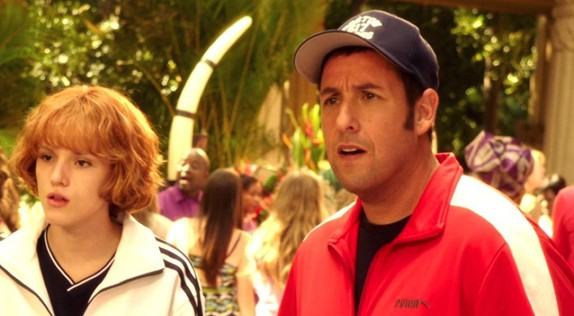 AdamSandler Confesses That His Movies Are Just Paid Vacations To Him BLENDED Bombs At The Box Office Blended BlendedMovie