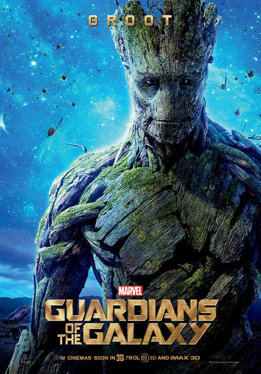 Groot  And Gamora In These GUARDIANS OF THE GALAXY New CharacterGuardians Of The Galaxy Characters Groot