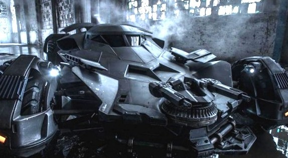 9/16/14: New Image of BVS Batmobile