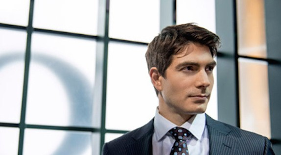 ARROW Series – Look At This Photo Of Brandon Routh Face Mold