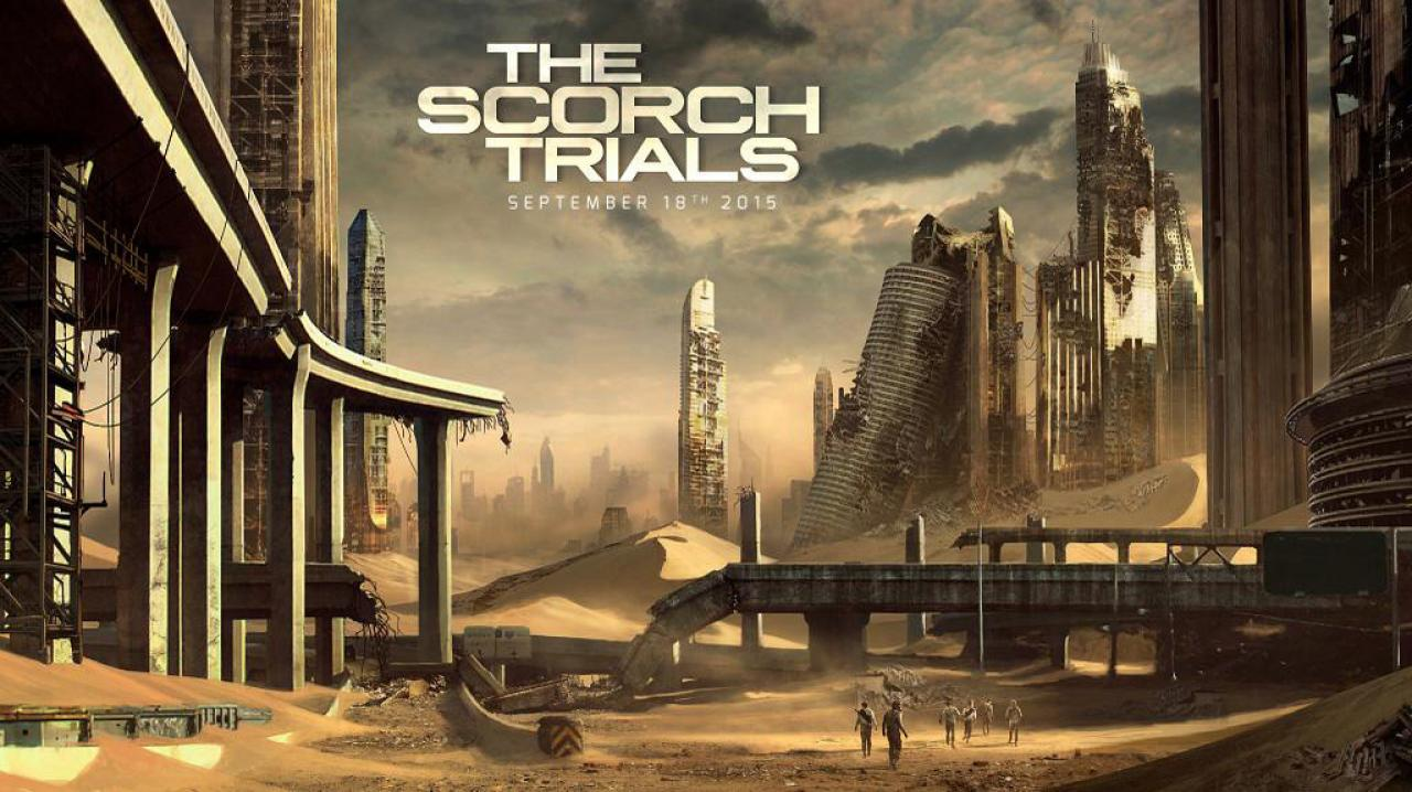 Maze Runner: The Scorch Trials Movie